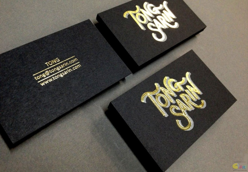 Cheap-font-b-Card-b-font-600gsm-Cardboard-font-b-Custom-b-font-Gold-Foil-Business